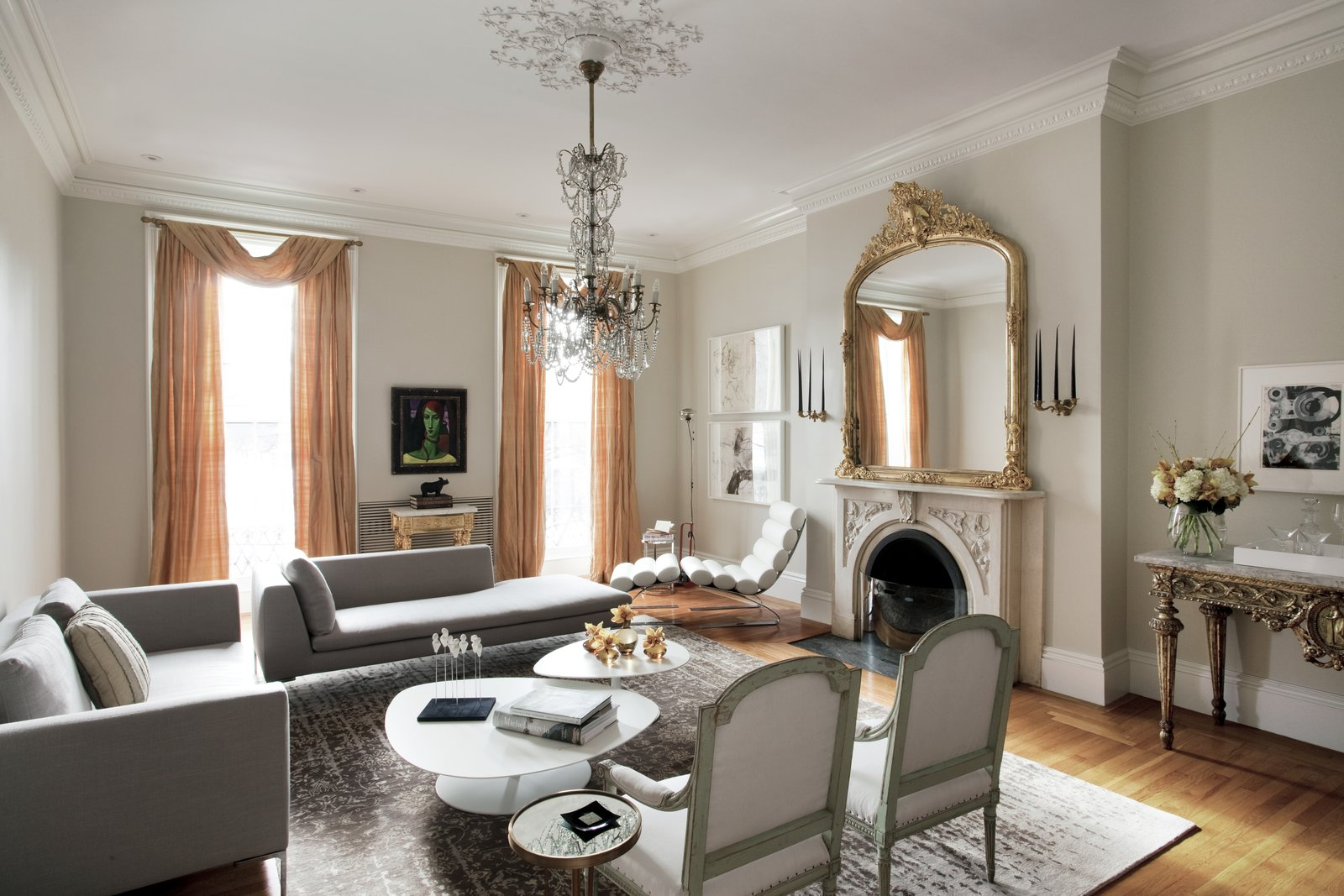 Boston Common House by Walker Architects