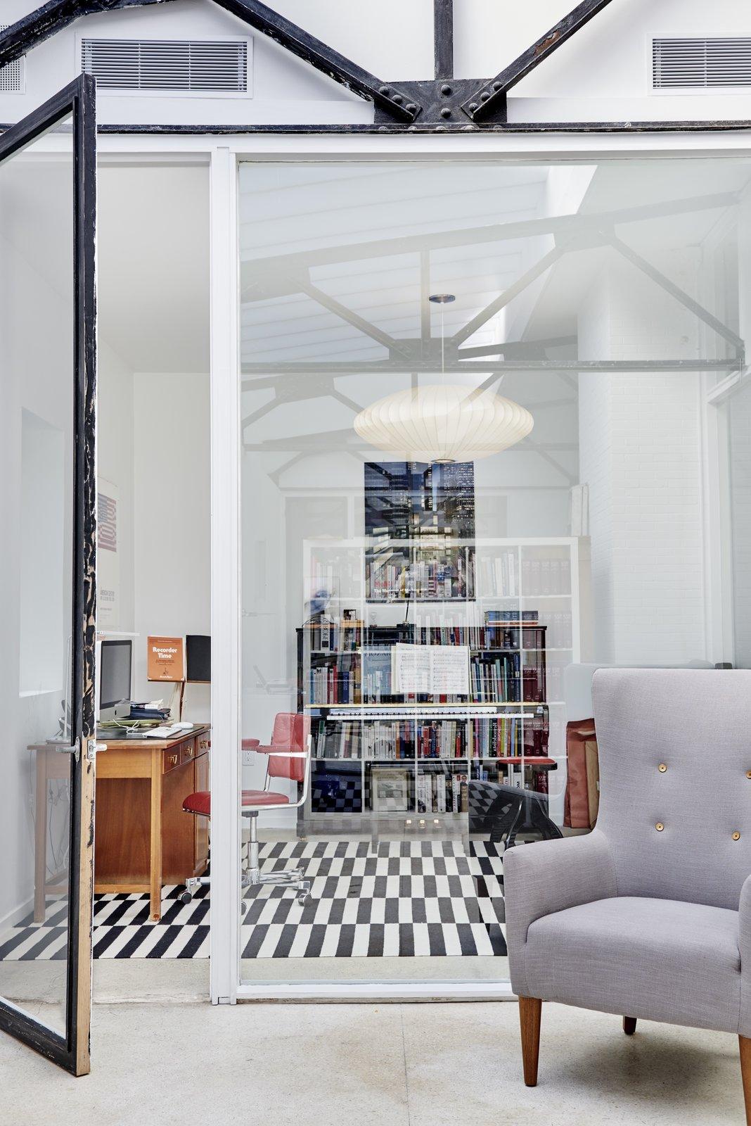 Living Room  Rudolph House