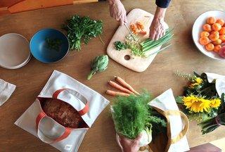 Aplat Culinary Totes