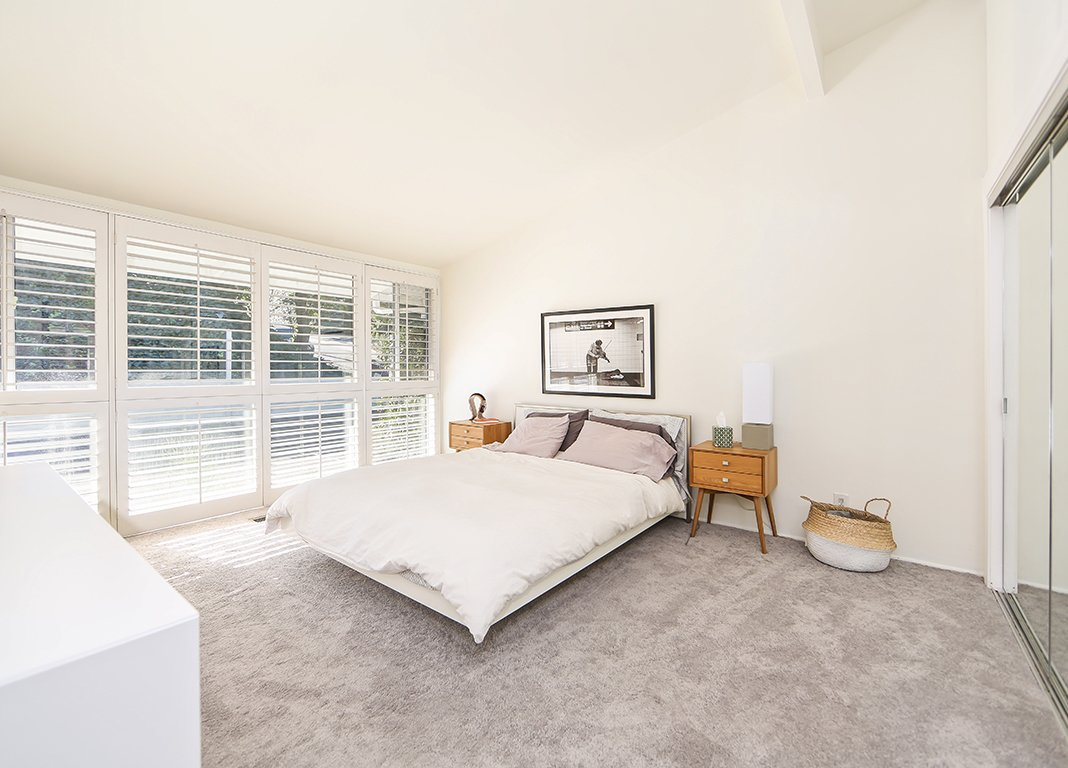 Bedroom  The Martson Residence by Nook Real Estate