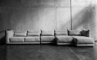 Highlights from IDS Vancouver 2016 - Photo 3 of 6 - The modular Jane sofa by Montauk allows for multiple configurations.