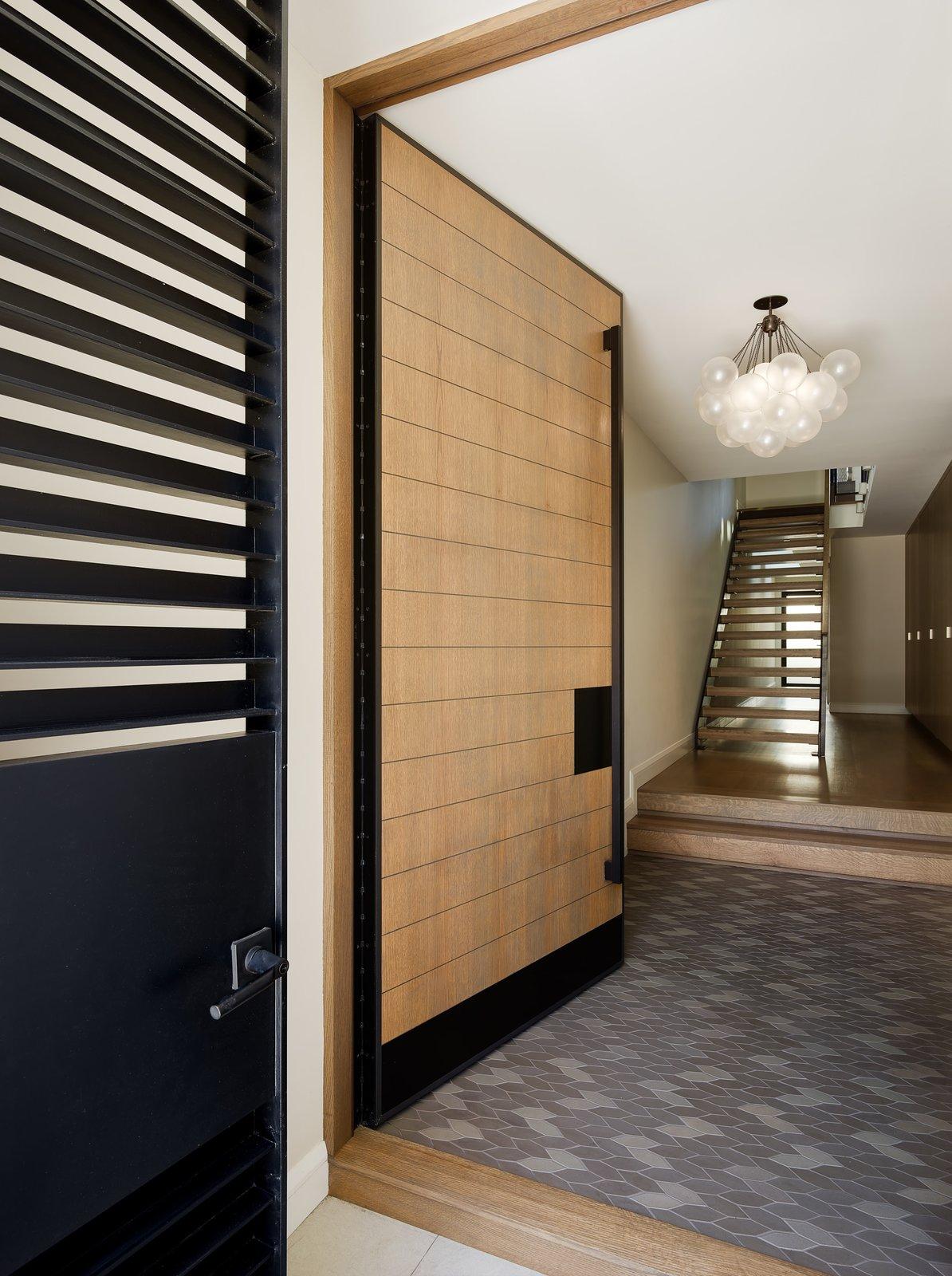 Hallway  Noe Valley III by Feldman Architecture