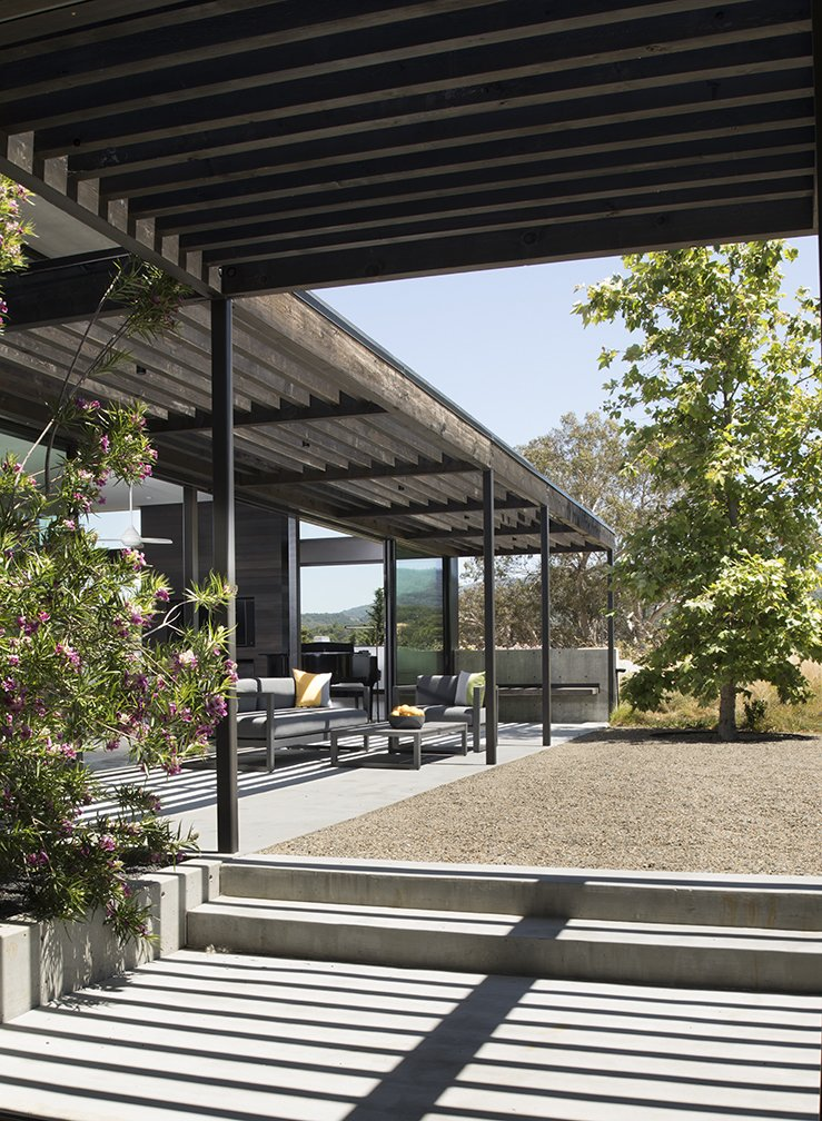 Outdoor  The Meadow Home by Feldman Architecture