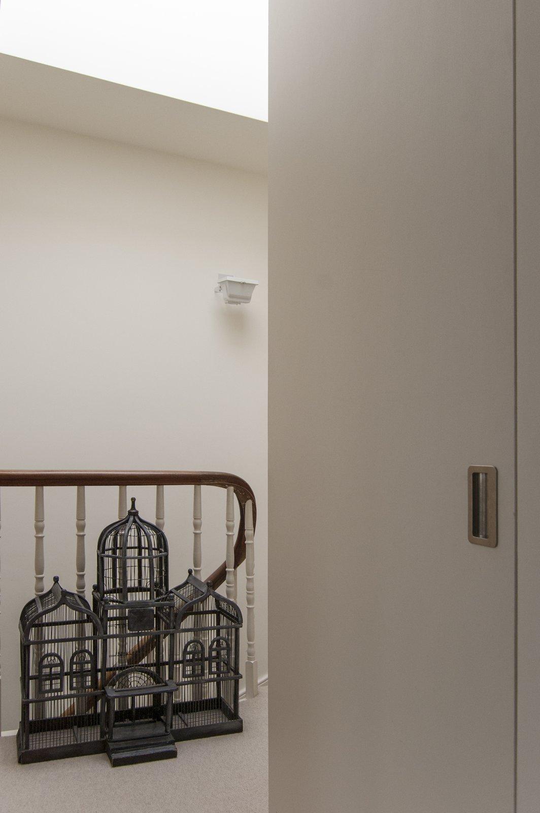 Wood Tread, Doors, Swing Door Type, Interior, and Wood  Soupçon Brut by WILLIAM TOZER Associates