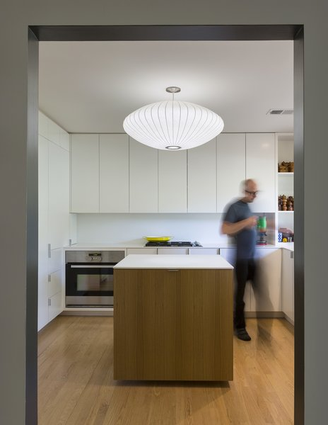 Best 60 Modern Kitchen Light Hardwood Floors Design Photos