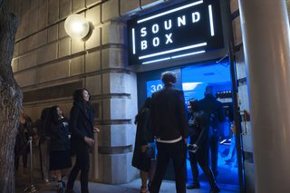 Located in Hayes Valley, SoundBox occupies a 7,600-square-foot rehearsal space previously used by the San Francisco Opera, the San Francisco Ballet, and the San Francisco Youth Orchestra.