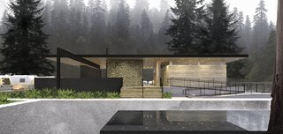 AutoCamp's Modern Clubhouse Emerges from the Russian River Redwoods