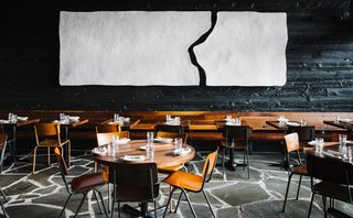 A Spanish Restaurant With an Industrial Infusion
