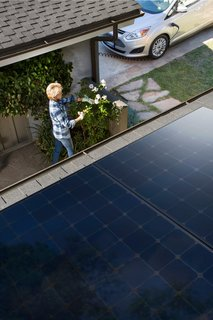 Because SunPower is the sole designer and engineer of the SunPower Equinox system, the entire solution is covered under one warranty. The panel, microinverter, and mounting hardware are insured for 25 years, and the monitoring hardware for 10 years.