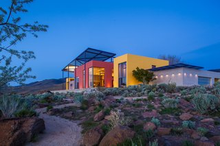 Architectural Record named the building House of the Year, and Architectural Digest included it in its yearly AD100.