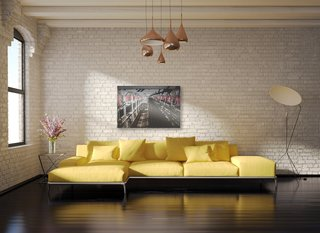 Upgrade Your Wall With This Connected Canvas