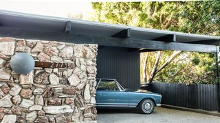 A carport ensures that you arrive at your new home in style.