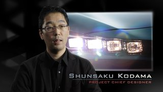 Shunsaku Kodama, now stationed in Japan, worked at the Calty Design Research facilities in Ann Arbor, Michigan, from 2006 to 2009 before becoming the chief designer of Prius and Prius Prime in 2011.