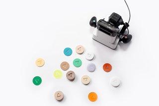 Origin cuts through a varied palette of materials.