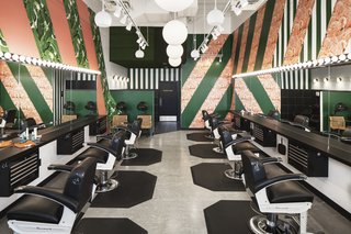A Barbershop That's a Cut Above