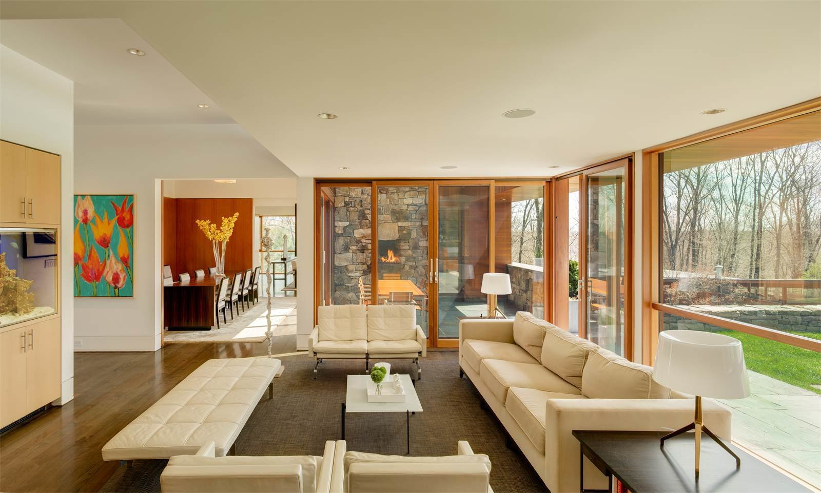Photo 1 of 9 in Get Smart: Tech-Forward Homes Around the Globe