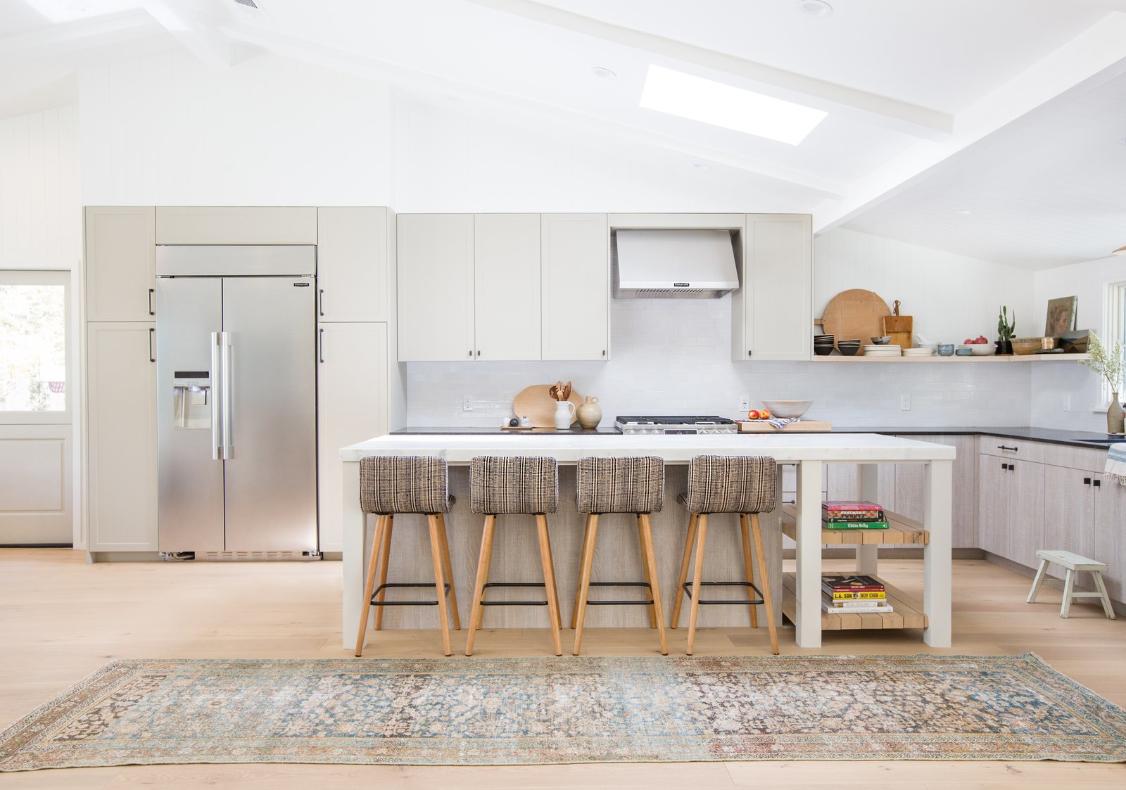The Reveal An Interior Designer Unveils Her No Ordinary Kitchen Makeover