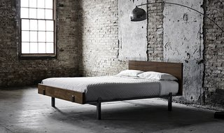Merry Modern: Miles & May A-Line Bed