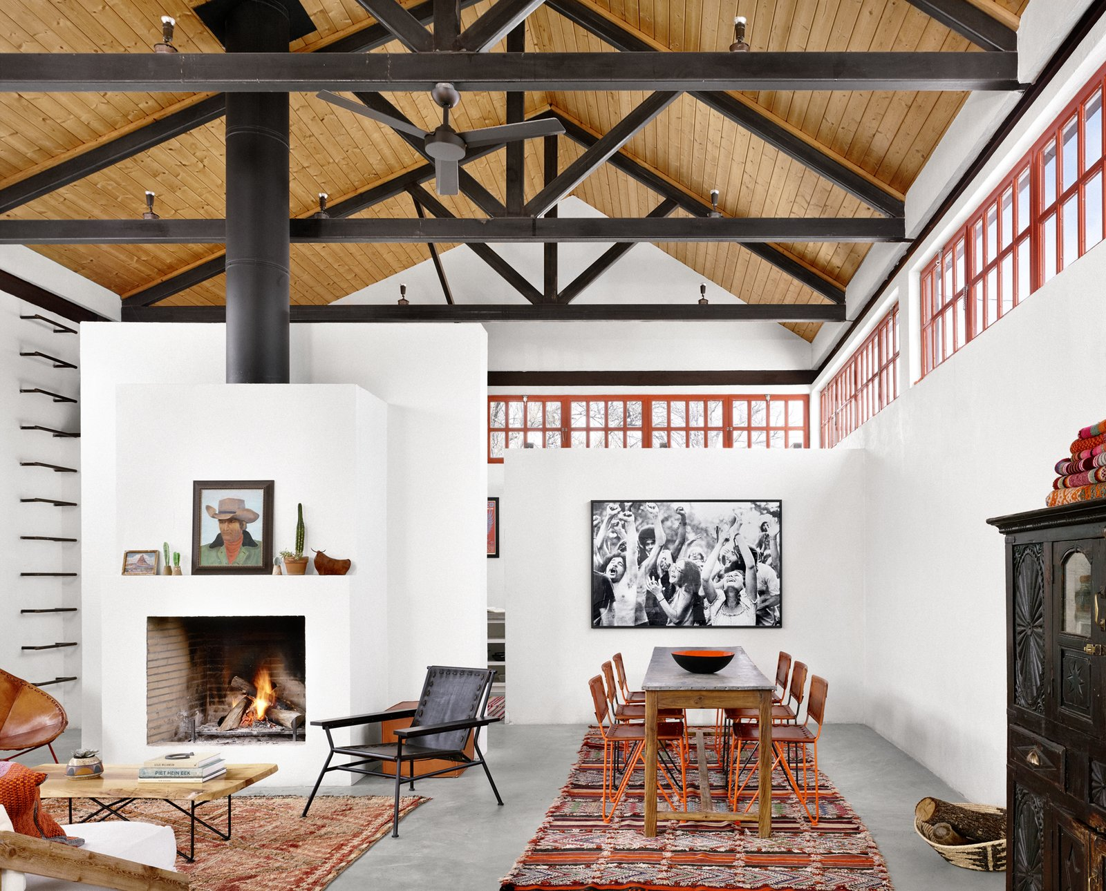 Beau Marfa Modern: Artistic Interiors Of The West Texas High Desert By Amazon    Dwell