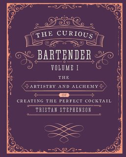 The Curious Bartender, $16.63