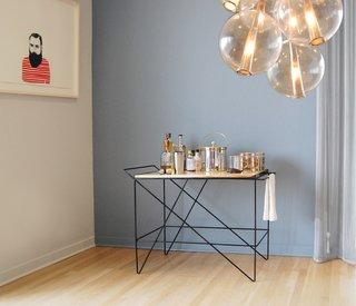Greta de Parry Coleman Bar Cart, $1,999