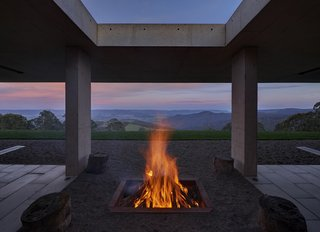 Situated in a UNESCO World Heritage listed region, the home takes full advantage of the remote surroundings while remaining connected to mountain hamlets and larger urban centers.