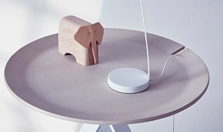 Modern by Dwell Magazine Elephant Playing Card Figural in Natural