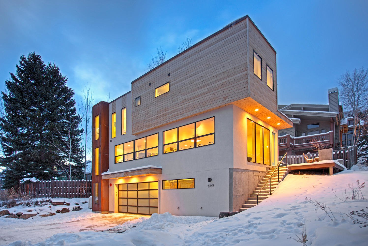 Photo 1 of 9 in Be at Home With Park City's Slopes For $1.6M