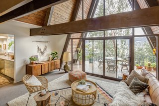 A Modified A-Frame Overlooking Los Angeles Starts at $699K