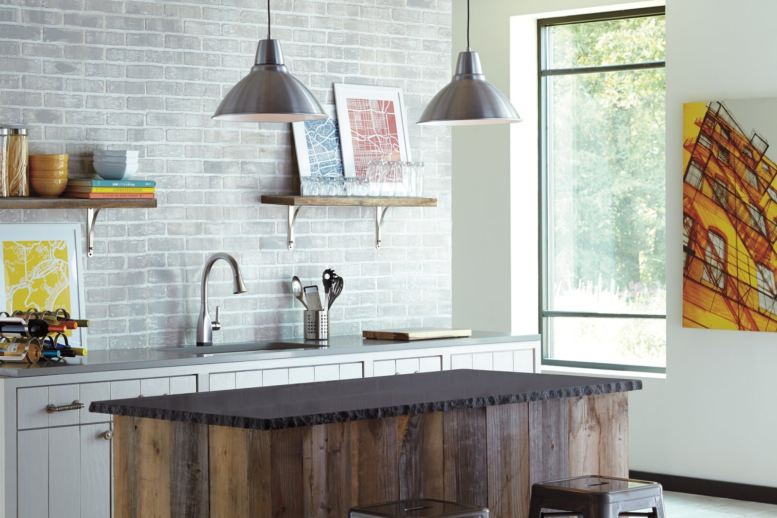 Photo 6 of 8 in 8 Ways to Refresh and Personalize Your Kitchen