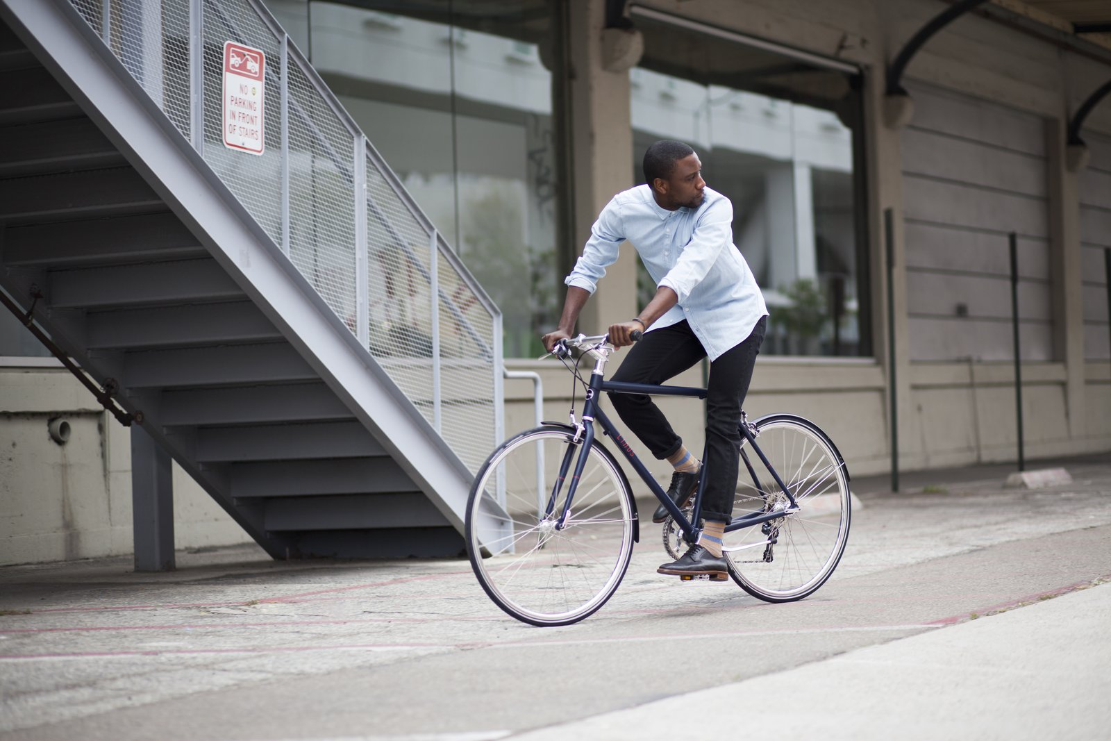 Linus Bike founders Adam McDermott and Chad Kushner aspired to bring Dutch riding culture to the U.S., creating a statement bike that was functional and well-suited for shorter trips.  Photo 2 of 6 in Style, Speed, Substance: Reviewing Linus Bike's Newly Introduced Pronto