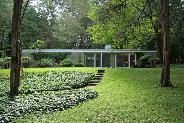 With $1 Million, You Can Save Philip Johnson's First Commissioned House