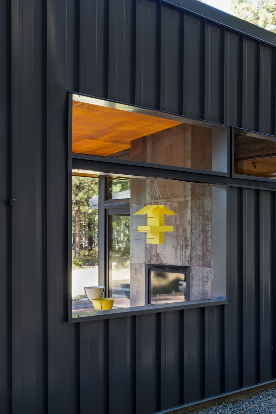 Photo 9 of 10 in A Lean Cabin in Washington Dismantles the Indoor/Outdoor Divide