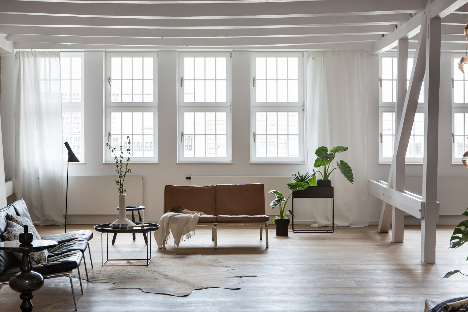 This Modern Loft For Sale Will Have You Dreaming Of Berlin