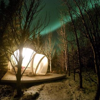 Sleep Under the Northern Lights in an Icelandic Bubble Hotel - Photo 5 of 5 -
