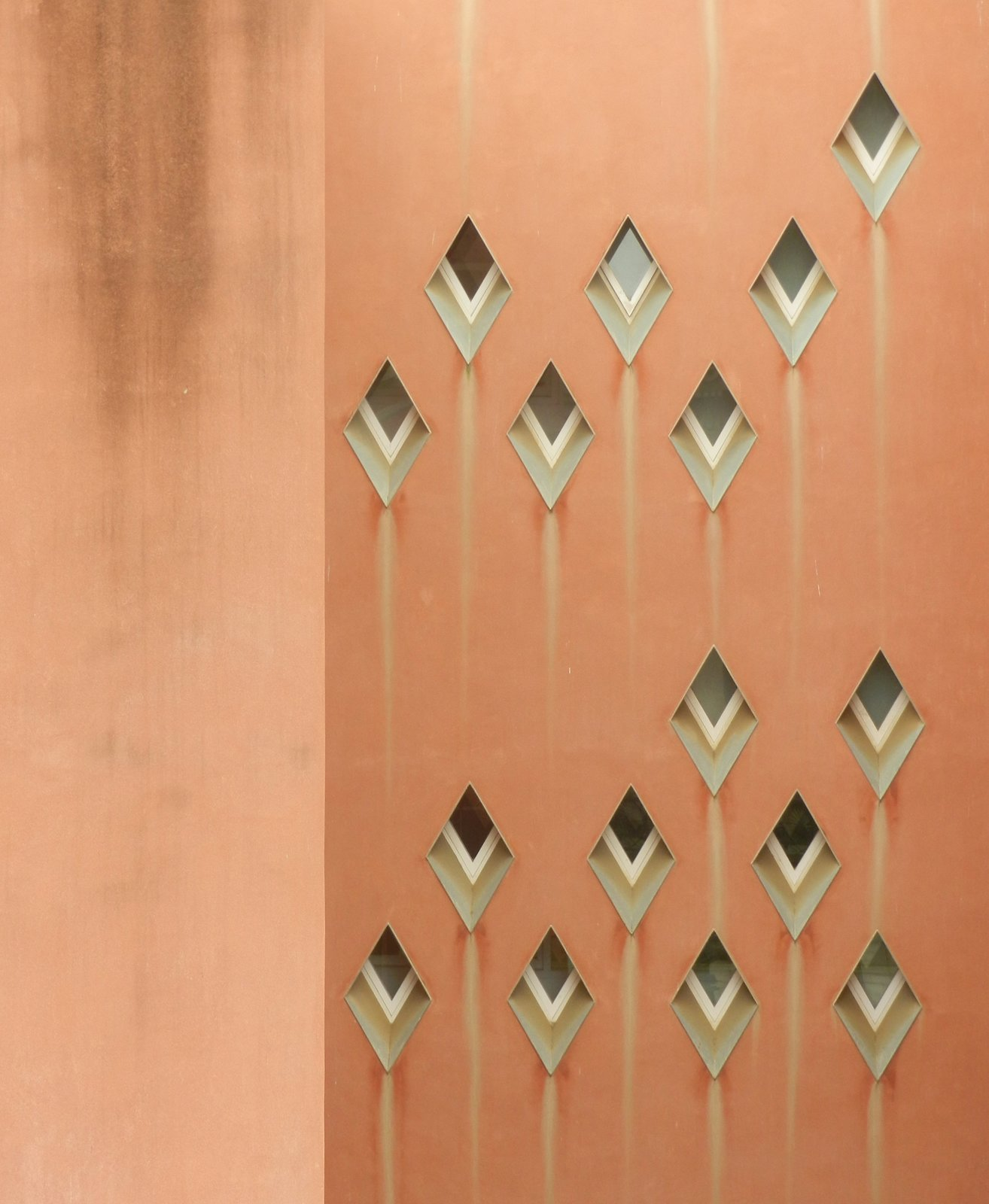 Crying Windows.  Photo 11 of 16 in Nikola Olic's Dizzying Architectural Photography