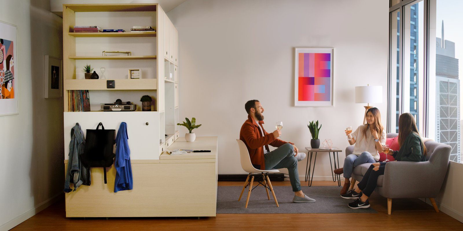 Photo 2 of 5 in Ori by Yves Béhar Is the New Robotic Furniture System Poised to Transform Urban Living