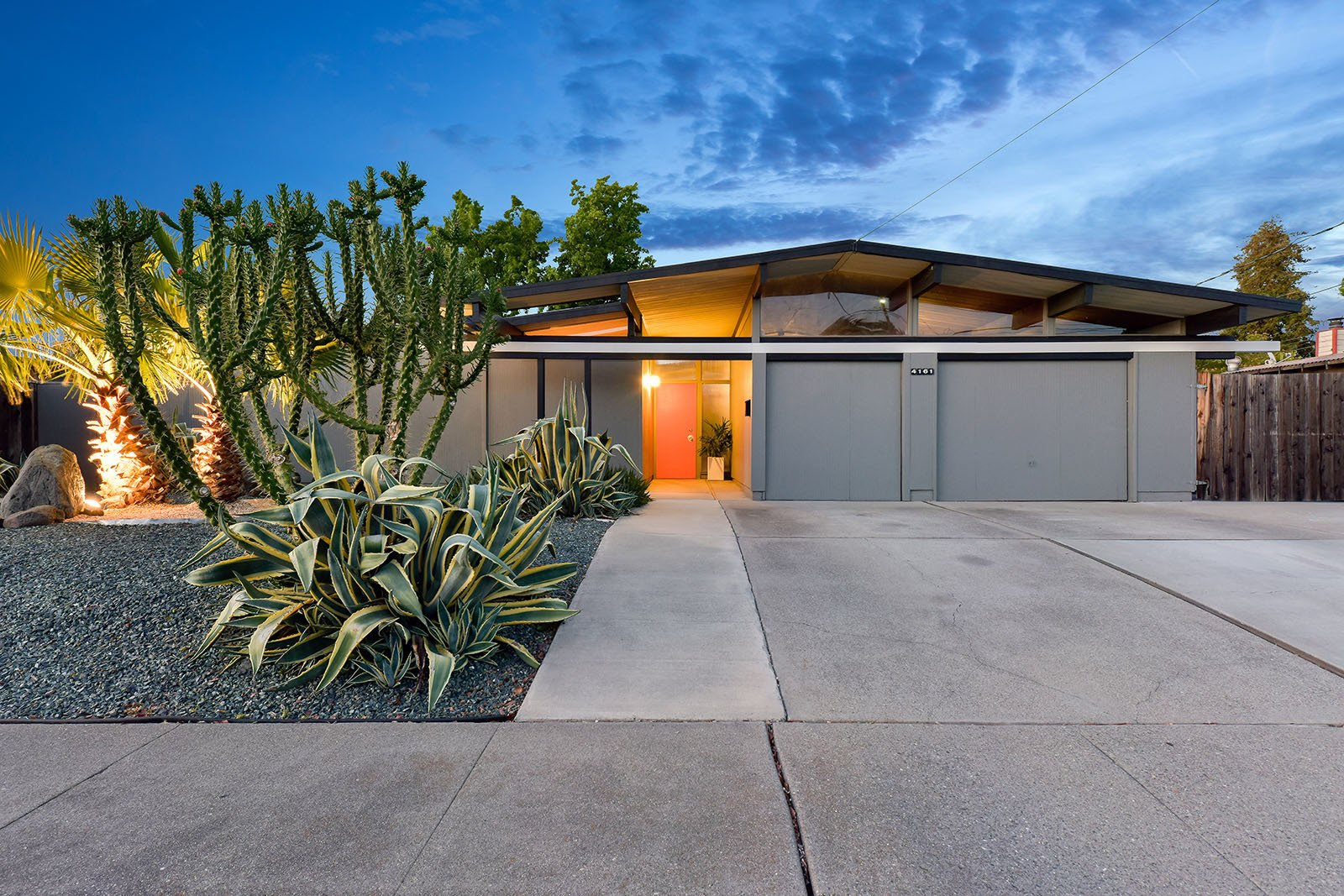 Real Estate Roundup 10 Midcentury Modern Eichlers For