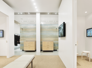 Bohlin Cywinski Jackson Designs a Tech-Forward Retail Experience For Reformation - Photo 4 of 6 -