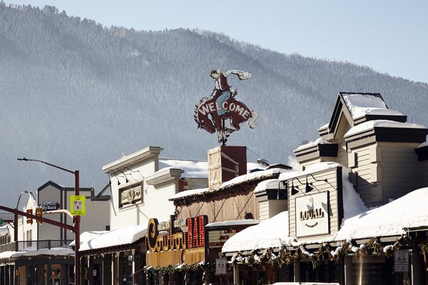 Classic West Meets Contemporary Cool at the Anvil Hotel in Jackson, Wyoming - Photo 2 of 11 -