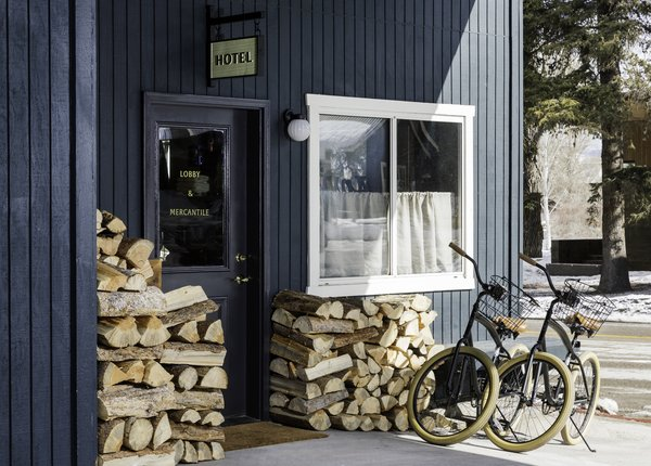 Classic West Meets Contemporary Cool at the Anvil Hotel in Jackson, Wyoming - Photo 6 of 11 -