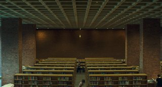 "In the Indie Debut ""Columbus,"" Midcentury Architecture Stars Beside John Cho - Photo 1 of 7 -"