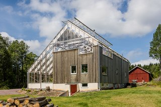 Make This Enchanting Swedish Greenhouse Your Home For $864K - Photo 9 of 11 -