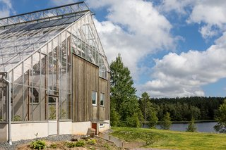 Make This Enchanting Swedish Greenhouse Your Home For $864K - Photo 10 of 11 -