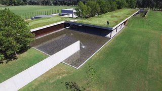 Celebrated Polo Player Nacho Figueras Commissions a Low-Slung, Concrete Stable - Photo 11 of 11 -