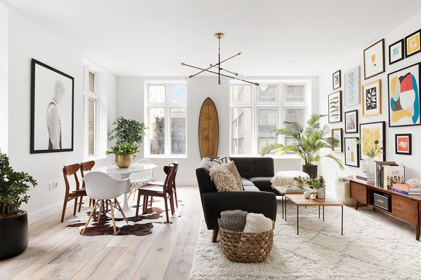This American Life's Ira Glass Lists His Light-Filled Chelsea Apartment For $1.75M
