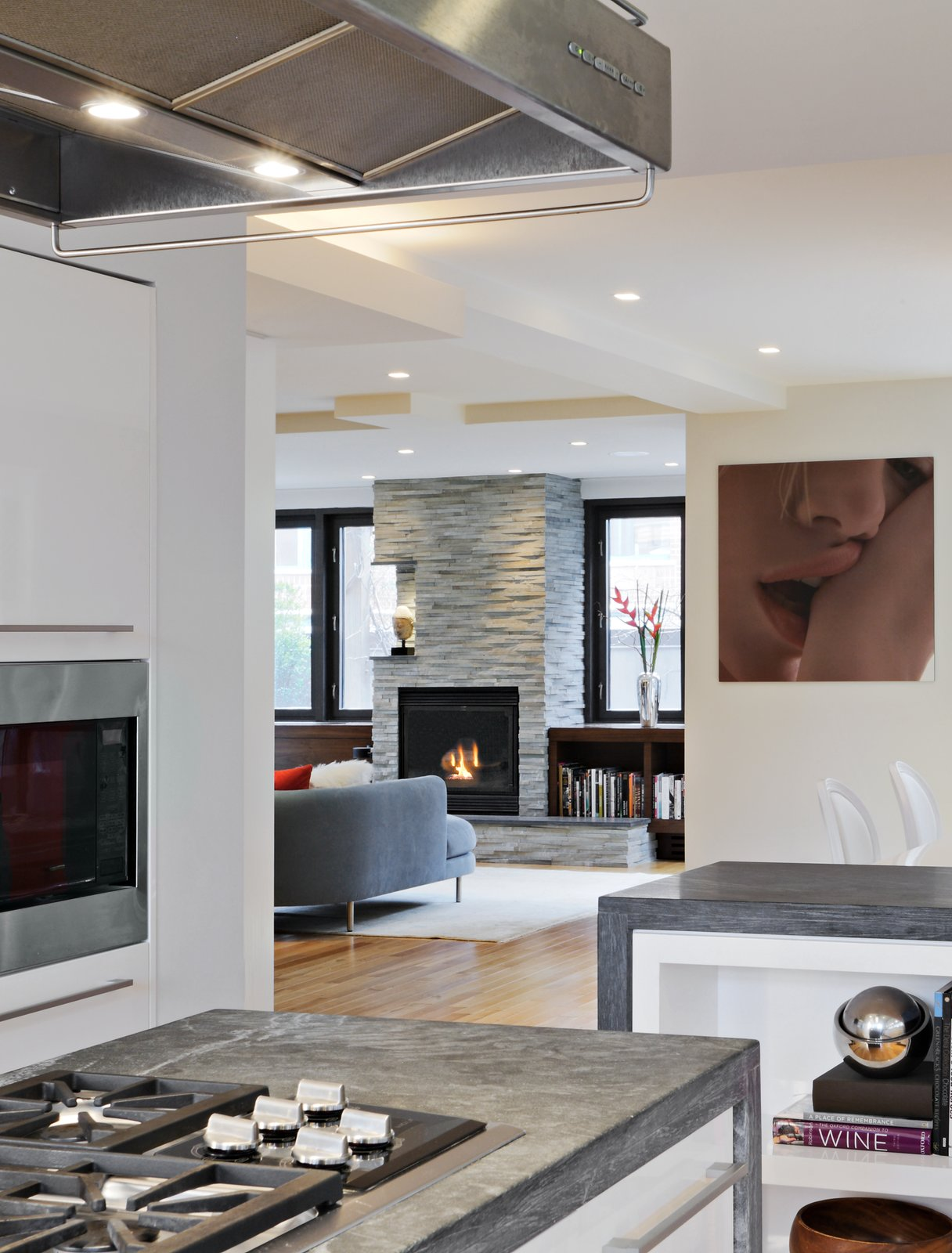 Tribeca Residence by Thierry Pfister Architecture & Design