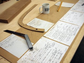 How Phloem Studio Makes their Captain's Chair - Photo 1 of 14 -