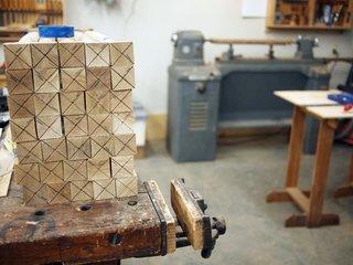 How Phloem Studio Makes their Captain's Chair - Photo 2 of 14 -