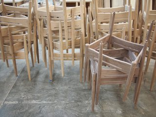 How Phloem Studio Makes their Captain's Chair - Photo 7 of 14 -